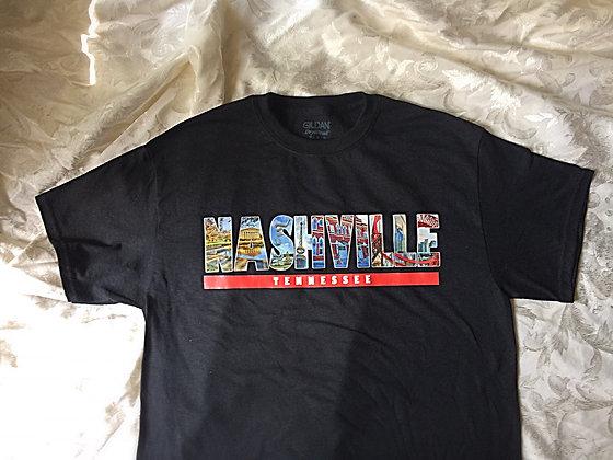 Nashville T Shirt #5 plus