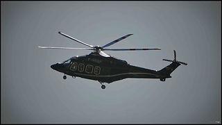 Agusta Westland AW139 // Paris (France) // Mai 2020