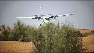 De Havilland Canada DHC6 Twin Otter // Dubai (UAE) // Mars 2020