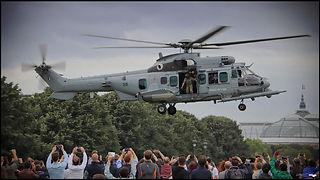 Eurocopter EC225M Caracal // Paris (France) // Juillet 2021