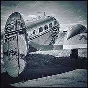 BeechcraftBeechD18S// Melun-Villaroche (France)