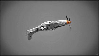 North American P-51D Mustang // Melun-Villaroche // Septembre 2019