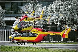 Eurocopter EC145 // Paris (France) // Mars 2021
