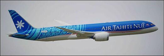 Boeing 787-9 // Le Bourget (France) // Juin 2019