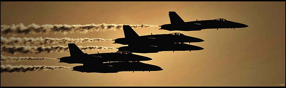 Boeing F-18C Hornet // Huntington Beach(USA) // Octobre 2017