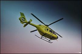 Eurocopter EC135 // Paris (France) // Juillet 2021