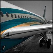 Boeing 787-9 // Muscat (Oma) // Juin 2017