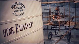 Henri Farman N°1// Le Bourget (France) // Octobre 2020