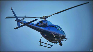 Eurocopter Ecureuil // Paris (France) // Mai 2020