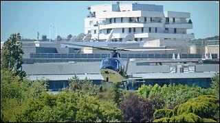 Agusta Westland AW109 // Paris (France) // Mai 2020