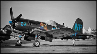 Chance Vought F4U-5N Corsair // Melun-Villaroche (France)