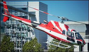 Eurocopter Ecureuil // Paris (France) // Avril 2021