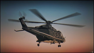 Agusta Westland AW139 // Paris (France) // Avril 2021