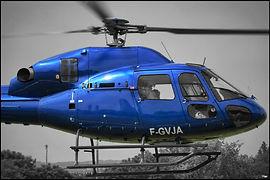 Eurocopter Ecureuil // Paris (France) // Juin 2021