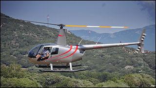 Robinson R44 // Propriano (France) // Juin 2021