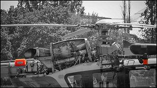 Eurocopter EC145 // Paris (France) // Mai 2020