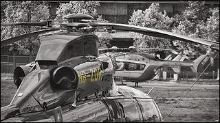Eurocopter EC145 + Dauphin N2 // Paris (France) // Mars 2021