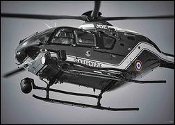 Eurocopter EC135 // Paris (France) // Avril 2020