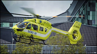 Airbus Helicopter H145 // Paris (France) // Mai 2021