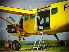 Cessna C208 Caravan // Fretoy Le Chateau (France) // Mai 2021