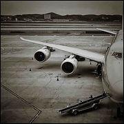 Boeing 747-8i // Séoul (Corée)