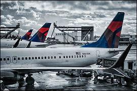 Boeing 737-900ER + 757-200 // Seattle (USA) // Janvier 2020