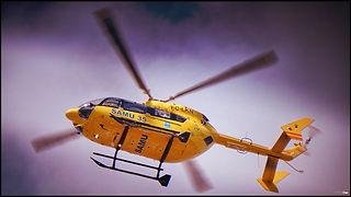Eurocopter EC145 // Paris (France) // Avril 2021