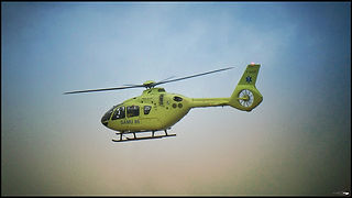 Eurocopter EC135 // Paris (France) // Mars 2021