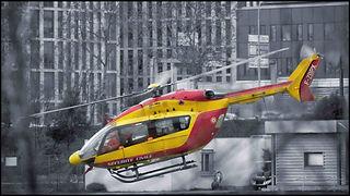 Eurocopter EC145 // Paris (France) // Janvier 2019