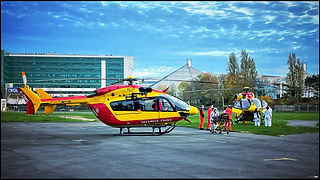 Eurocopter EC145 // Issy Les Moulineaux (France) // November 2020
