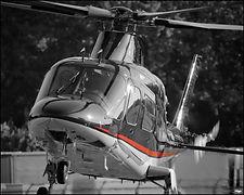 Agusta Westland AW109 // Paris (France) // Septembre 2021