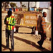 Addis-Abeba (Ethiopie) // 2014