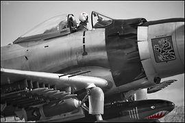 Douglas AD-4N Skyraider // Melun-Villaroche // Septembre 2019