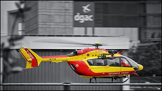 Eurocopter EC145 // Paris (France) // Mai 2021