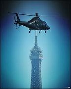 Agusta Westland AW109 // Paris (France) // Avril 2021