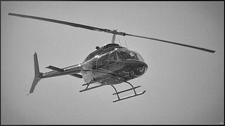 Bell 206 // Paris (France) // Mai 2020