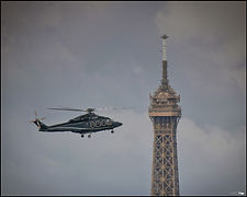 Agusta Westland AW139 // Paris (France) // Juillet 2021