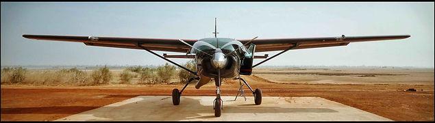 Cessna C208 Caravan // Djilor (Sénégal)// Février 2019