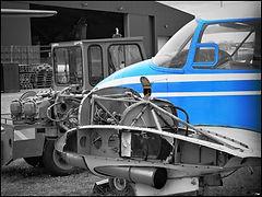 Beechcraft Baron // Toulouse (France) // Juillet 2020