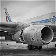 Douglas - DC8 // Le Bourget (France) // Octobre 2020