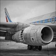 Douglas - DC8// Le Bourget (France) // Octobre 2020