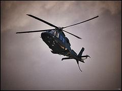 Agusta Westland AW109 // Paris (France) // Avril 2020