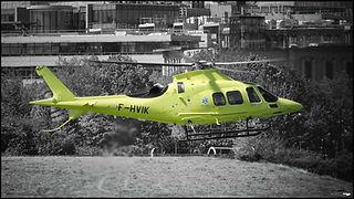 Agusta Westland AW109SP // Paris (France) // Avril 2021