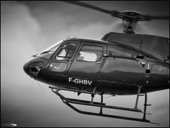 Eurocopter Ecureuil // Paris (France) // Mai 2021