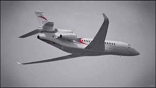 Dassault Aviation Falcon 8X // Le Bourget (France) // Juin2019
