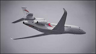 Dassault Aviation Falcon 8X // Le Bourget (France) // Juin2019