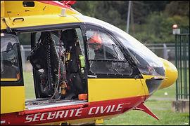 Eurocopter EC145 // Paris (France) // Septembre 2021