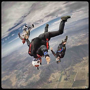 Skydive Andes (Chili) // 2015