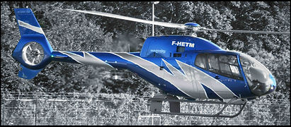 Eurocopter EC120 Colibri // Paris (France) // Mai 2020