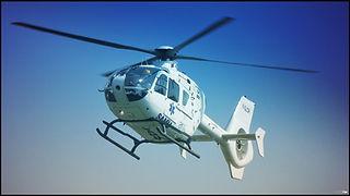 Eurocopter EC135 // Paris (France) // Avril 2021